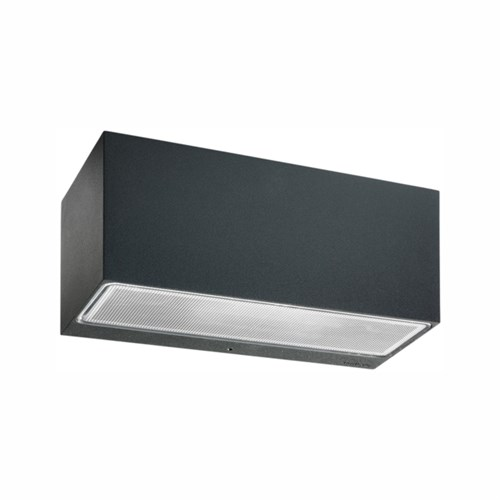 Norlys Asker BIG Grafit Væglampe m. LED modul