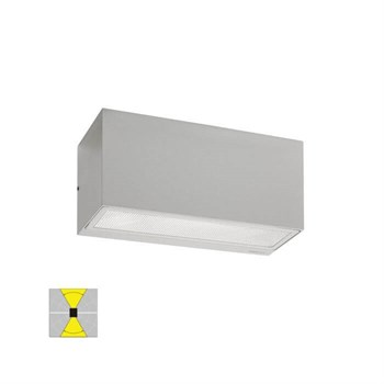 Norlys Asker 1513 Aluminium Up/Down Light Væglampe E27