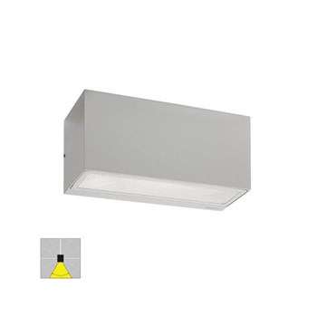 Norlys Asker 1514 Aluminium Down Light Væglampe E27