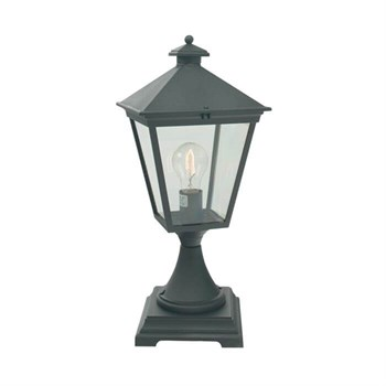 Norlys London 484 Sort Søjlelampe E27 – 47 cm