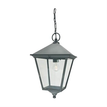 Norlys London 493A Sort Pendant Loftlampe E27 - BIG
